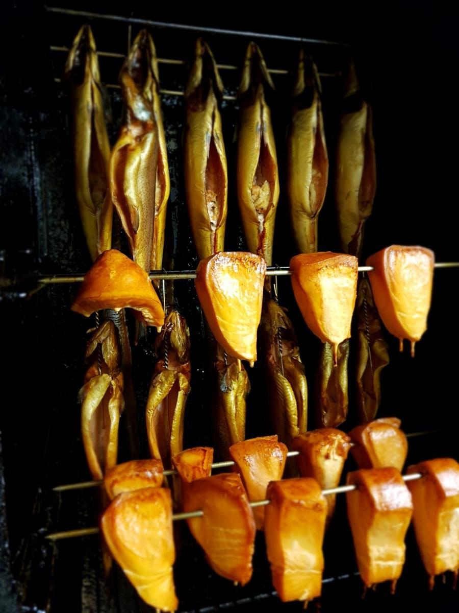 Makrele und Buttermakrele